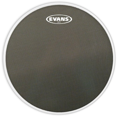 Evans Hybrid Coated Snare Batter Drum Head, 14 Inch