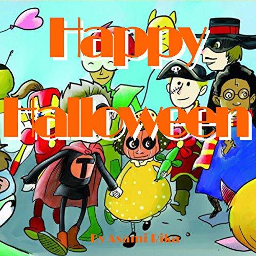 Happy Halloween audiobook cover art
