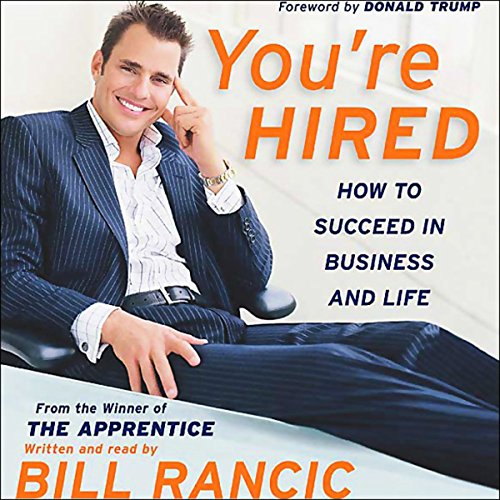 You're Hired audiobook cover art