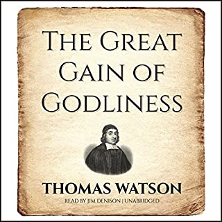 The Great Gain of Godliness cover art