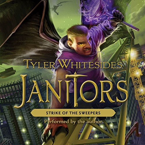 Strike of the Sweepers audiobook cover art