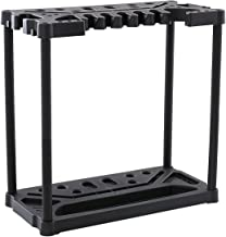 Keter Compact Long or Short Handled Tool Storage Rack, Holds 40 Tools - 230582