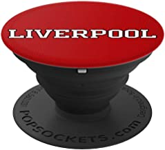 PopSockets: City of Liverpool United Kingdom Travel Gift - PopSockets Grip and Stand for Phones and Tablets