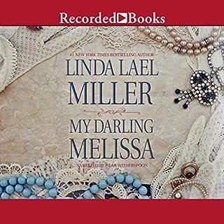 My Darling Melissa audiobook cover art