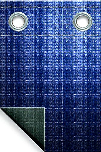 Garden Leisure - Bâche Couverture Hivernage Super Guard 80 G/m2 Diam. 7,31 M - pour Piscine 6,40 M