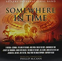 Somewhere In Time: Sellers International Band