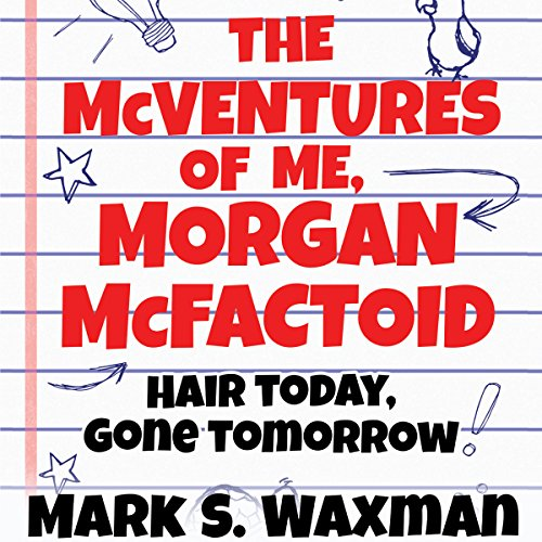 Hair Today, Gone Tomorrow audiobook cover art