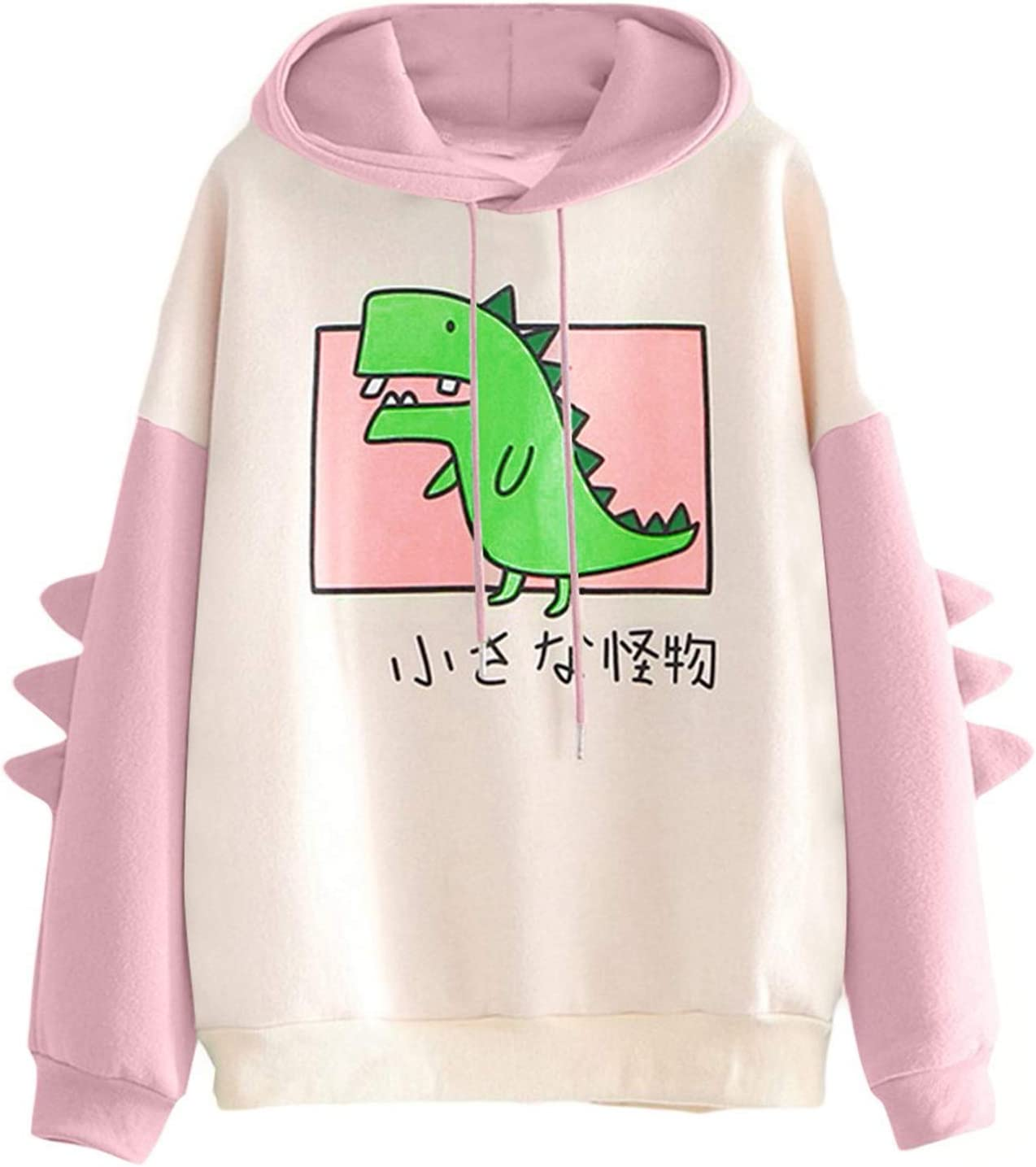 Eoailr Sweatshirt for Women Teens Cute Cosplay Rare Baltimore Mall Dinosaur Animal