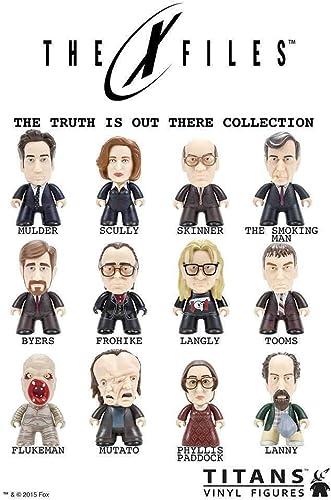 venta al por mayor barato X-Files Titans Truth is Out There Collection Display Display Display Case by X-Files  la red entera más baja