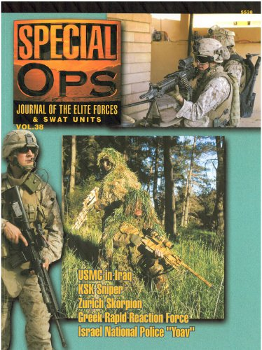 Price comparison product image Concord Publications Special Ops Journal 38 USMC in Iraq KSK Sniper Zurich Skorpion Greek Rapid Reaction Force Israel National Police Yoav