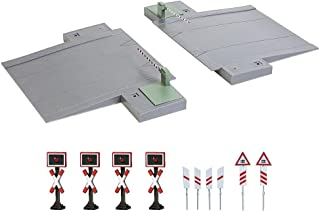 Faller FA 120244 - Barrier with Drive Parts Accessories for Model Railway, Model Making