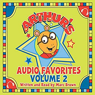 Arthur's Family Vacation     A Story from Arthur's Audio Favorites, Volume 2              By:                                                                                                                                 Marc Brown                               Narrated by:                                                                                                                                 Marc Brown                      Length: 13 mins     1 rating     Overall 5.0
