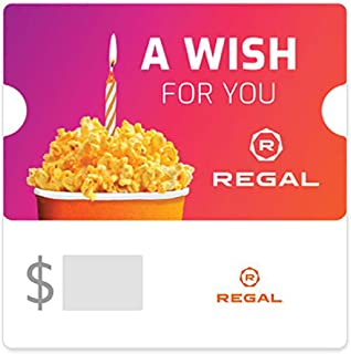 Regal Cinemas Email Gift Card