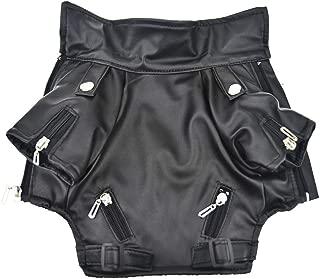 english bulldog leather jacket