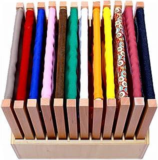 Montessori Infant Toddler Dressing Frame kits,Kids Basic Life Skills Development Material(set of 8)