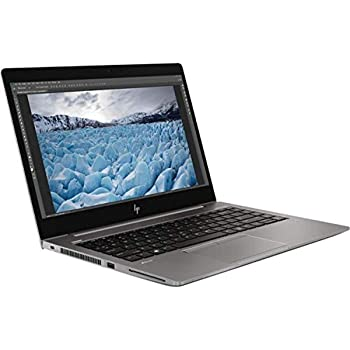 "HP ZBook 14u G6 14"" Mobile Workstation - 1920 x 1080 - Core i7 i7-8665U - 16 GB RAM - 512 GB SSD - Windows 10 Pro 64-bit - in-Plane Switching (IPS) Technology - English Keyboard - Infrared Camera"