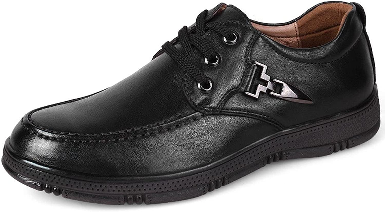Men's Leather shoes Work shoes Outdoor shoes Large shoes
