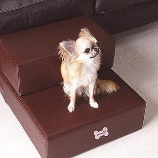 Comaie Escaleras para Mascotas, para Perro, Gato, fácil Escalada, Plegable, portátil