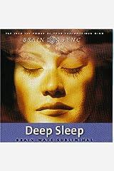 Deep Sleep: Brain Wave Subliminal (Brain Sync Series) (Brain Sync Audios) Audio CD