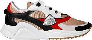 Philippe Model Luxury Fashion Mens EZLUWK01 Beige Sneakers   Spring Summer 20