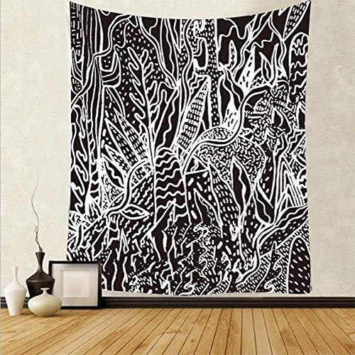 Paisaje Tapiz de pared de piedra Tapiz de sol Sala de estar Dormitorio Decoración del hogar Dormitorio Fondo de pared Tapiz de tela A8 73x95cm