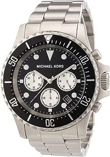 Men's MK8256 Everest Silver Watch
