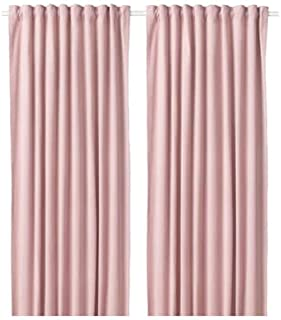 Best ikea sanela curtains pink Reviews