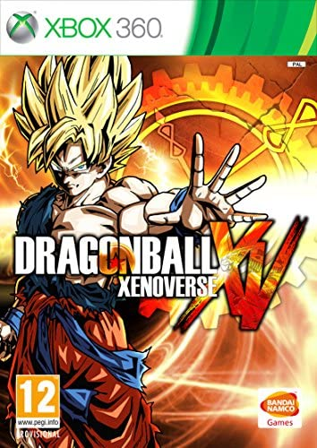 Dragon Ball Xenoverse x360 product image