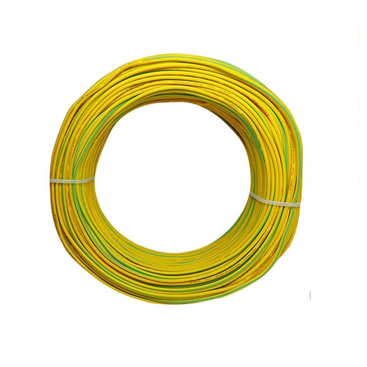 シエスタ均等に代わりにHUAHUA 電線ケーブル 可撓性ワイヤ0.3-6mm2無酸素銅コアPVC絶縁ホーム改善家庭用電源コード多重鎖100メートル (Color : Style 5, Size : 0.5mm2)