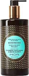 MOR Boutique Emporium Classics Bohemienne Hand & Body Wash, 500ml