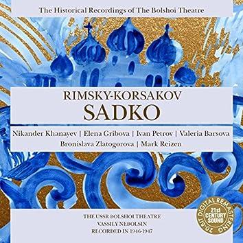Rimsky-Korsakov: Sadko (Nebolsin)