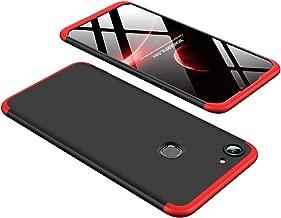 for VIVO Y83 Fingerprint Slim 3 in 1 Hybrid Hard Case Full Body 360 Degree Protection Back Cover