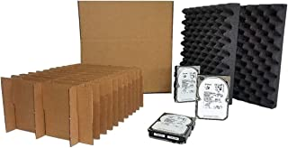 Best flat pack cardboard shoe boxes Reviews