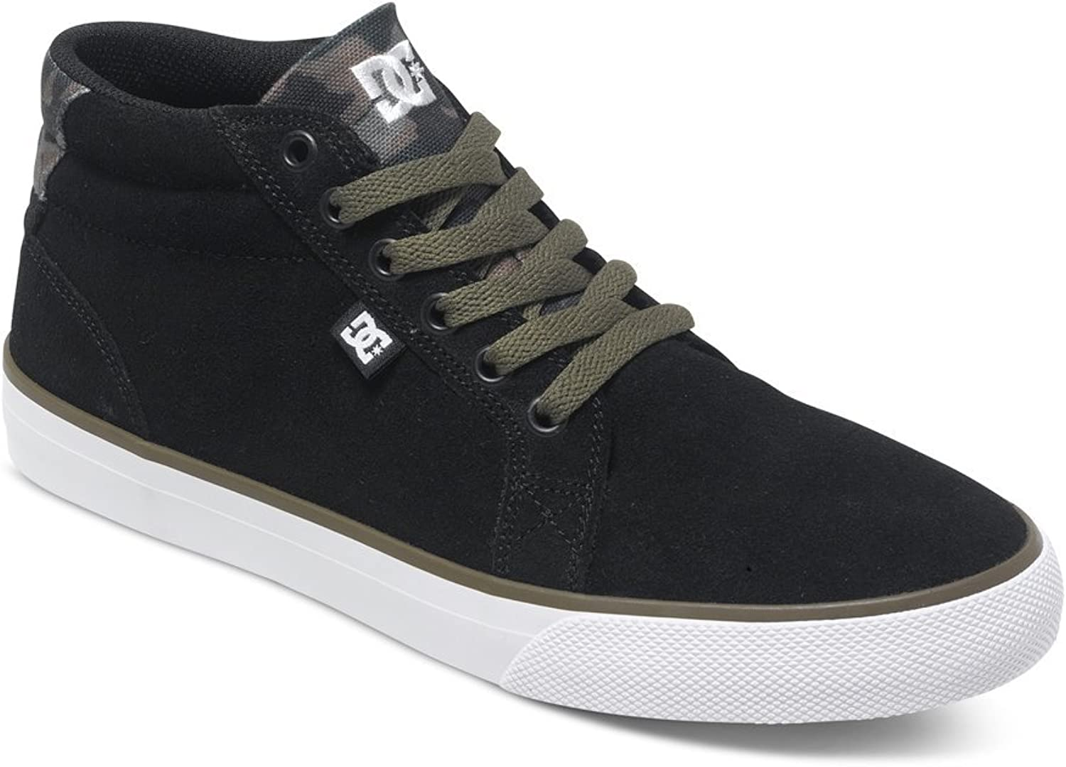 DC Council Mid Sd M shoes Bfy, Men's Hi-Top Sneakers