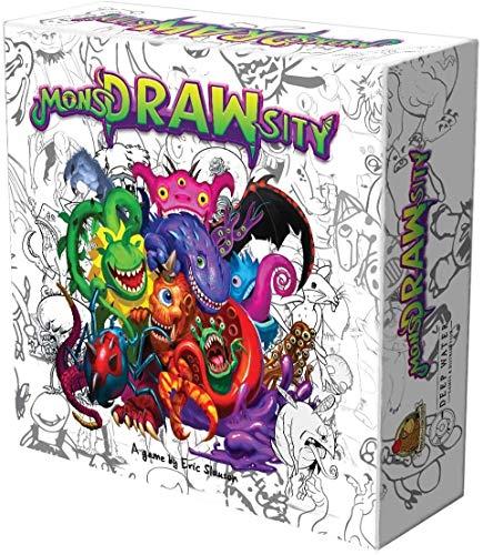 Deep Water Games MonsDRAWsity, Draw…