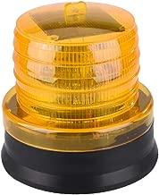 Solar Emergency Stobe Light,LED Waterproof Flashing Warning Safety Signal for Trucks Cars Vehicle