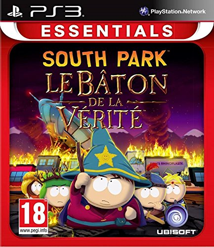 Ubisoft South Park: The Stick of Truth, PS3 Basic PlayStation 3 French video game - video games (PS3, Basic, PlayStation 3, Adventure / RPG, M (Mature), French, Obsidian Entertainment)