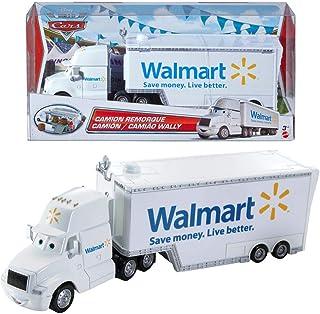 DisneyPixar Cars Exclusive Die-Cast Vehicle Wally Hauler Walmart 155 Scale