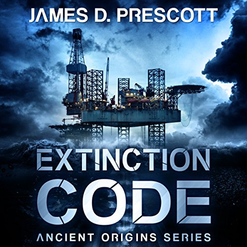 Extinction Code audiobook cover art