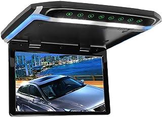 MiCarBa 12.1 Pulgadas Flip Down Monitor 1080P HD TFT LCD