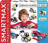 Smartmax - SMX 303 - Jeu de Construction - Smartmax Flower Power - Les Gros Véhicules