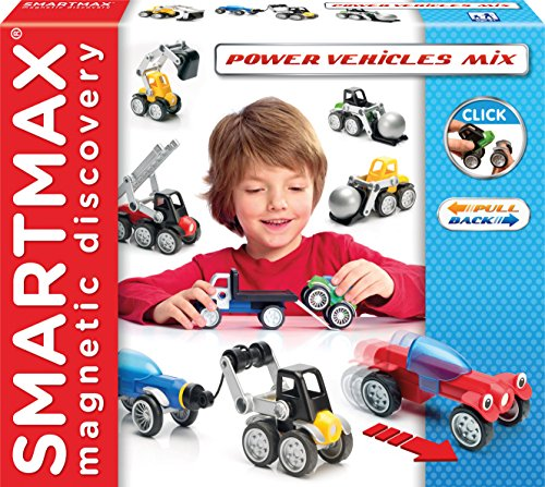 Smart Games Power Vehicles, Multicolor (SMX303)