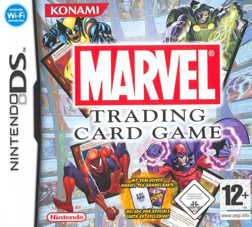 Marvel Trading Card Game [Importación alemana]
