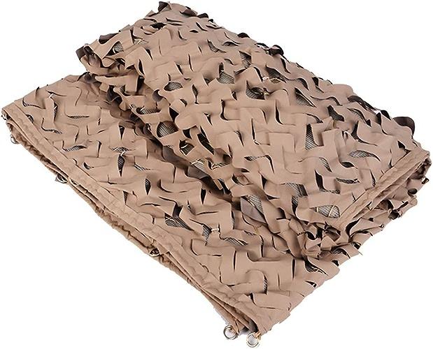 YANGJUN-Filet De Camouflage Crème Solaire Isolation Coupe-Vent Désert Camouflage Cacher Camping De Plein Air Trois étages épaissir Personnalisable (Couleur   Vert, Taille   5x5m)