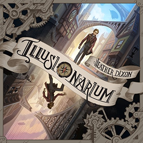 Illusionarium audiobook cover art