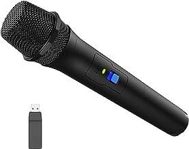 TwiHill o microfone sem fio com interruptor é adequado para Nintendo Switch / PS4 / PS3 / xboxone / wii u, microfone sem f...