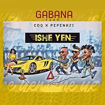 Ishe Yen (feat. Cdq & Pepenazi)
