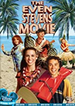 the even stevens movie dvd