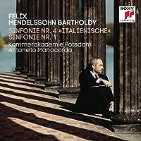 Mendelssohn: Symphonies Nos 1
