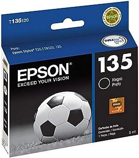 CARTUCHO DE TINTA T135120 (135) PRETO EPSON EPSON